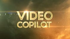 Video Copilot is great for Adobe After Effects resources and tutorials