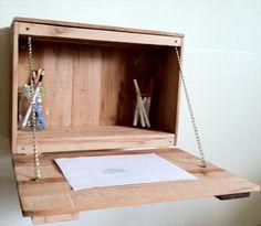 wall folding desk for kids - Google Search