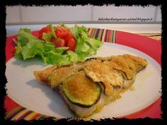 Filetti di Orata in crosta di Zucchine al profumo di Lime ~ Fabio Barbato Personal Chef