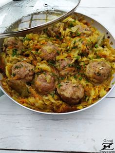 Aga, Meatball Recipes, Ratatouille, Finger Foods, Main Dishes, Beef, Food And Drink, Impreza, Cooking