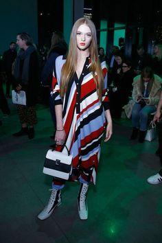 20fedf426 Adam Selman - Front Row - February 2018 - New York Fashion Week: The Shows