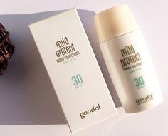 Korean Beauty Dream: [Goodal] Mild Protect Watery sun cream SPF30 PA++