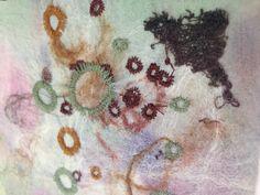 Anna Prichard. BTEC fashion and clothing: Unit 117: Surface pattern and design. Stitch. Thread. Embellish.