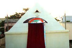Sri Amma Pyramid Meditation Center http://pyramidseverywhere.org/pyramids-directory/pyramids-in-andhra-pradesh/coastal-andhra/east-godavari-district