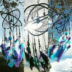 Check out this item in my Etsy shop https://www.etsy.com/listing/288371439/custom-dream-catcher-one-of-a-kind