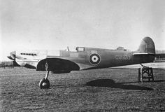 Spitfire Prototype K5054 First Flight 5 March 1936