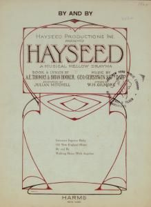 Hayseed (retitled Our Nell)