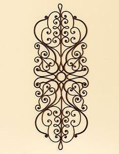 moroccan decor home accessories and wall decoration in moroccan style - Wrought Iron Wall Designs