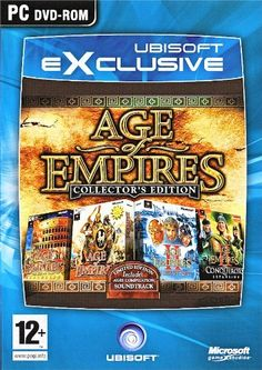 $3.74 Age Of Empires Collector's Edition (Limited Edition)