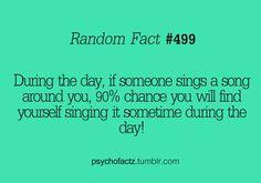 random fact # 499