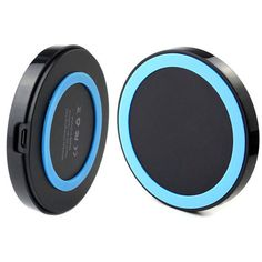 Qi Wireless Charger and Receiver Combo - iPhone 5/6/6 plus