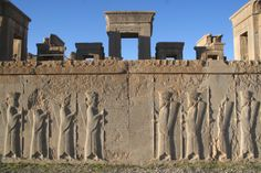 photos of ancient iran | one of the most famous sites of the ancient world it was sacked by ...