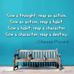 Just sit and wait for his timing. Invisible Quotes, Ages Of Man, Reap What You Sow, Chinese Proverbs, Love Your Enemies, Motivational Thoughts, All Nature, Financial Literacy, Quotable Quotes