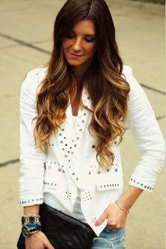 I can appreciate GOOD ombre hair. Not the kind that looks like you just didn't dye your roots for months.
