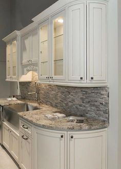 Delicious Kitchen cabinets layout online ideas,Small kitchen remodel houzz and Kitchen design electrical layout. Cuisines Diy, Cuisines Design, New Kitchen Cabinets, Built In Cabinets, Soapstone Kitchen, Kitchen Countertops, Soapstone Countertops, Kitchen Cupboard, Kitchen Furniture