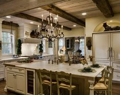 Spaces Country French Decorating Photos Design, Pictures, Remodel, Decor and Ideas - page 74