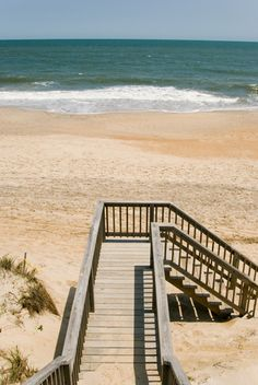 There's salt water in my soul...especially in the Outer Banks of North Carolina