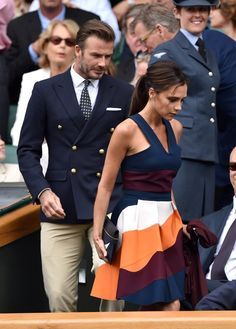 Pin for Later: What Tennis Match? It's All About Celebrities at Wimbledon