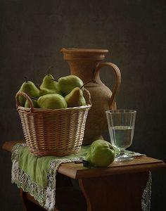 photo:натюрморт с грушами ▩photographer: inna korobova