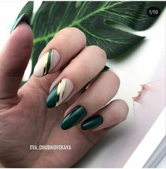 Creative Nails, Beauty, Fingernail Designs, Decorations, Beleza