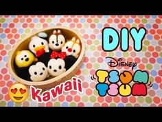 Download video: DIY Disney Tsum Tsum Plushies - Mickey Mouse, Donald Duck, Goofy…