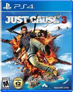 Ahora disponible (PS4) Just Cause 3 nuevo sellado.