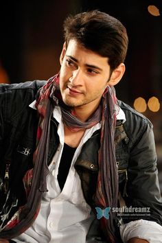Mahesh Babu!!!!!!! he is jussss awesome.....