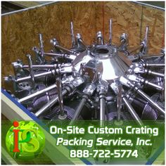 On-Site Custom Crating Services Nationwide with Guaranteed Flat Rate Quotes. Hire us for any Crating and Shipping you require. Our professionals are ready to assist you with your relocation process. www.PackingServiceInc.com 888-722-5774