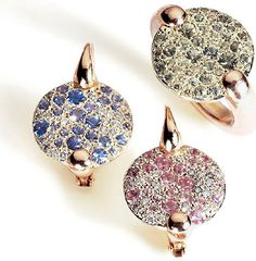 How much do you love these Pomellato rings?  (BB)