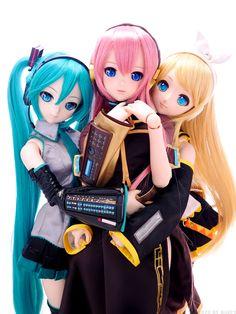 愛し隊集結 Kawaii Doll, Kawaii Anime, Pretty Dolls, Beautiful Dolls, Vocaloid, Memes Arte, Dolly Doll, Enchanted Doll, Cute Baby Dolls