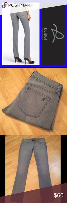 """NWOT DL1961: Tory slim straight - size 30 DL1961 Tory slim straight leg jeans with a 34.25"""" inseam, 8"""" rise and 14"""" leg opening.. They measure 16"""" across the top of the waist when laying flat.. 4 way stretch material built to last and keep its shape.. 73% cotton and 27% polyester.. Super soft, stretchy feel.. Tags were taken off but never worn ☺️ DL1961 Jeans Straight Leg"""