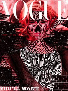 Portadas de Revistas por Hattie Stewart | Vagabundos MX