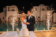 Greek Destination Wedding at the Rocabella Santorini Hotel