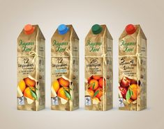 Chios Gardens NFC Juices on Packaging of the World - Creative Package Design Gallery