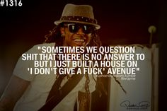 Lil Wayne Quotes Tumblr Pictures