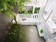 great balcony idea