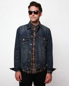 Save $27.05 on Levi's Men's Trucker Jean Jacket; only $56.95   ...