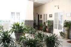 Una casa sevilla en La Macarena.