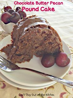 ... about DESSERTS on Pinterest | Pound cakes, Pecans and Cheesecake