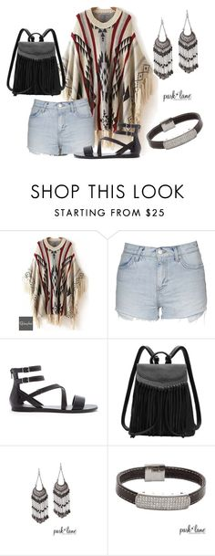 """""""Spring Boho"""" by parklanejewelry on Polyvore featuring Relaxfeel, Topshop, Forever 21, women's clothing, women, female, woman, misses and juniors"""