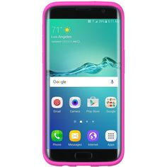 Incipio - [Performance] Series Back Cover for Samsung Galaxy S7 edge - Pink