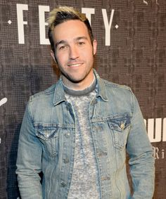 Fall Out Boy rocker Pete Wentz shares a behind-the-scenes look at his first two days of New York Fashion Week. Save Rock And Roll, Soul Punk, Pete Wentz, Fall Out Boy, My Chemical Romance, Twenty One Pilots, Man Crush, To My Future Husband, Sexy Men