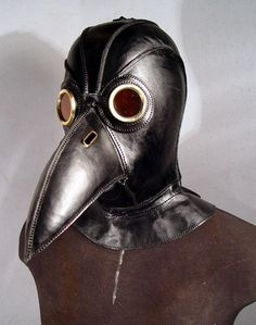 okay... one last one.. because this Scapino mask has got me thinking about a steampunk commedia dell'arte production.