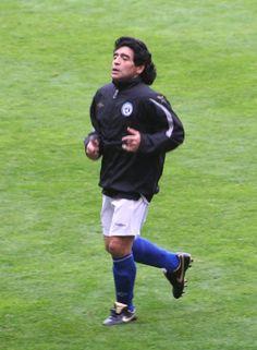 Maradona Soccer Aid 2 - Argentina - Wikipedia, la enciclopedia libre