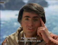Encuentro – Cosmos – Carl Sagan | Gustavo Rivas