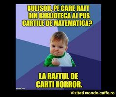 Citate pentru Facebook: Matematica horror Horror, Instagram Accounts, Facebook