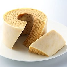 Baumkuchen, this is going to be my weekend project. Apparently it's almost impossible to make at home... Sounds like a challenge to me. :)
