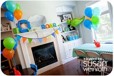 Susan Weinroth - Dino Party ideas!