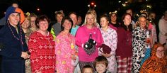 Pyjama Party - 31 Top Fancy Dress Ideas For Students - http://universitycompare.com/fun/top-best-cheap-fancy-dress-ideas-for-students-2014/