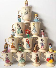I adore this Disney Mug collection! Mugs of Disney I adore this Disney Mug collection! Mugs of Disney Casa Disney, Disney Rooms, Disney Dream, Disney Magic, Disney Coffee Mugs, Cute Coffee Mugs, Cute Mugs, Deco Disney, Disney Pixar